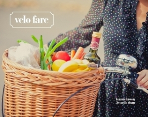 Velo Fare bicycle cookbook