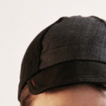 Upcycled bicycles: northwest designers: wool cycling cap