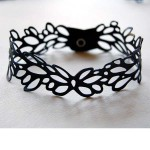 Upcycled bicycles: northwest designers: recycled inner tube jewelry